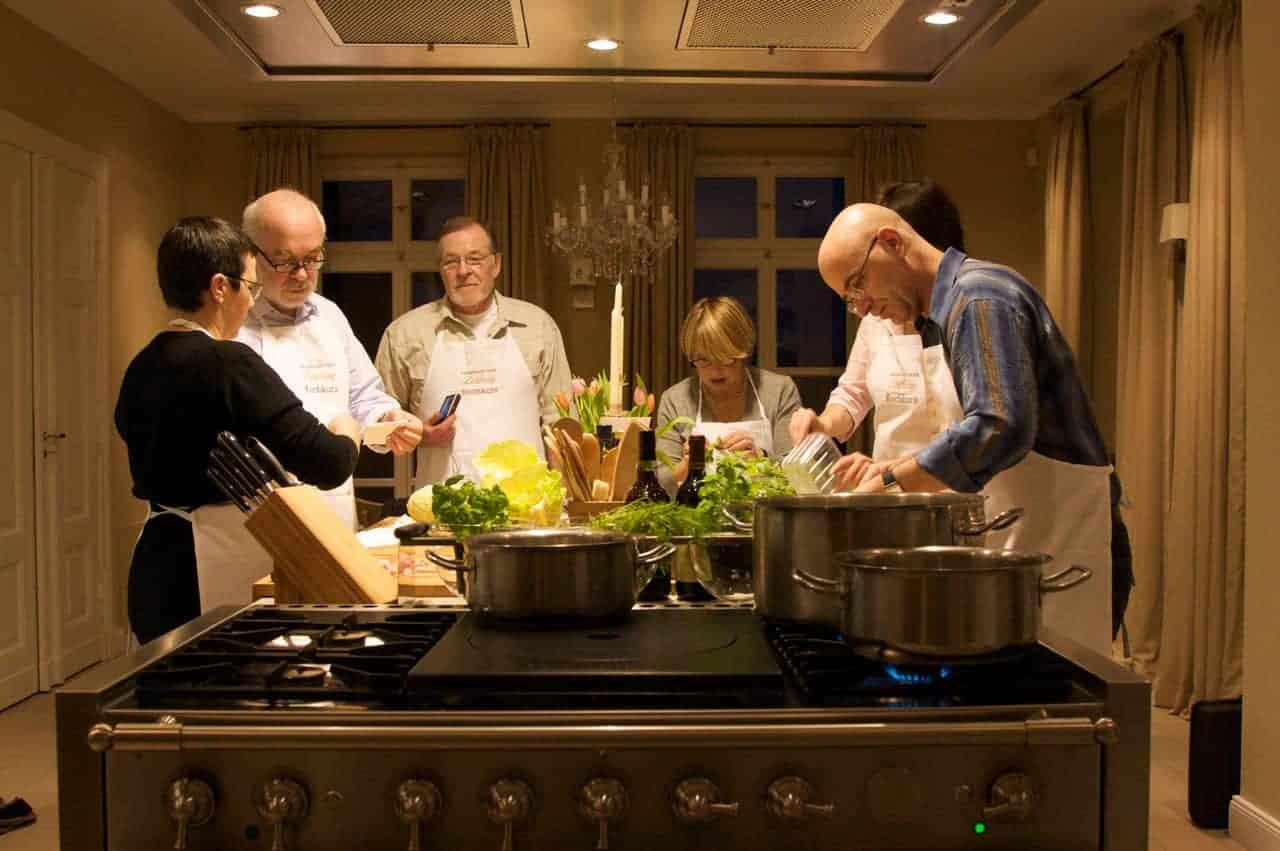 Küche-Kochkurs
