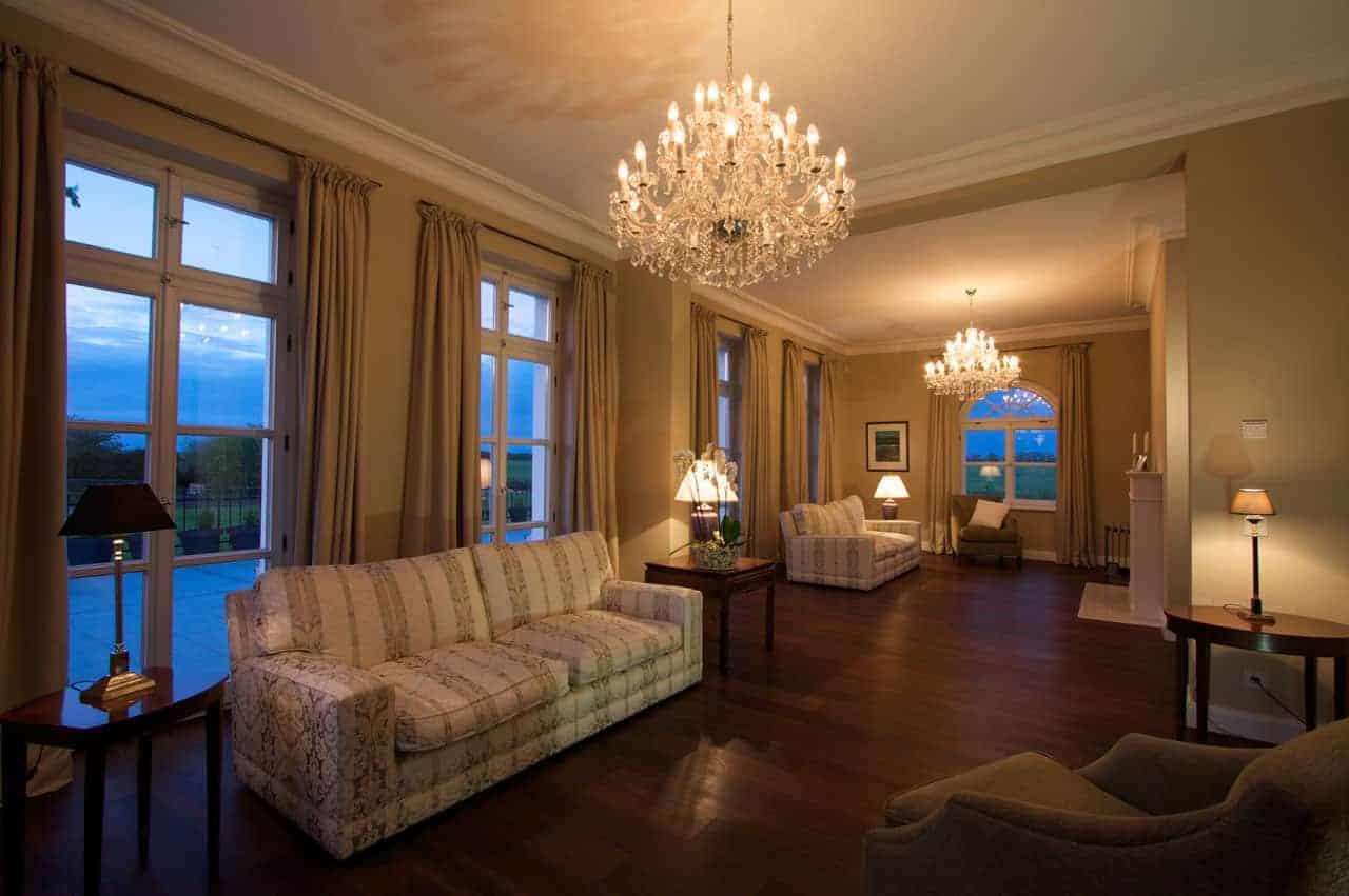 Salon-Wohnzimmer