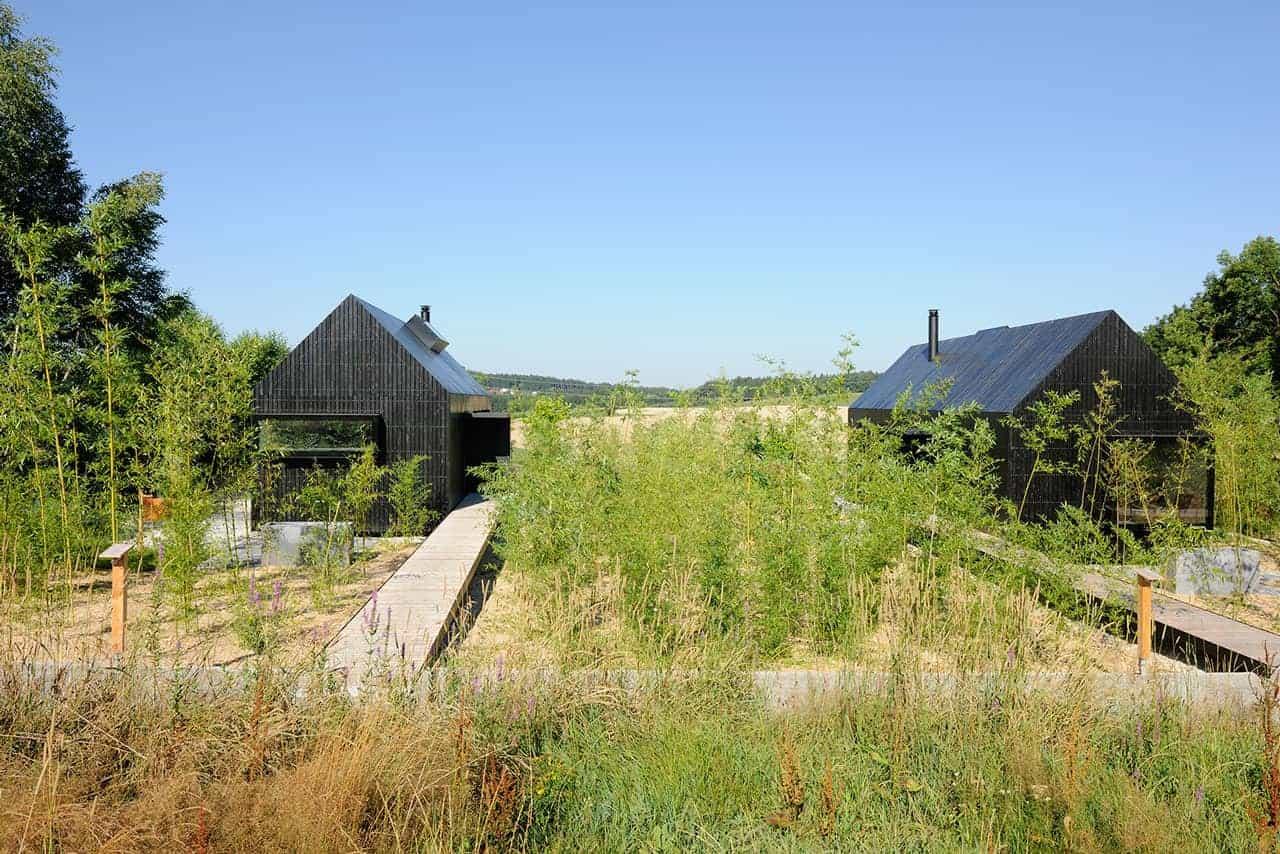 Hofgut-Hafnerleiten_Haus-am-See-und-Haus-am-Feld