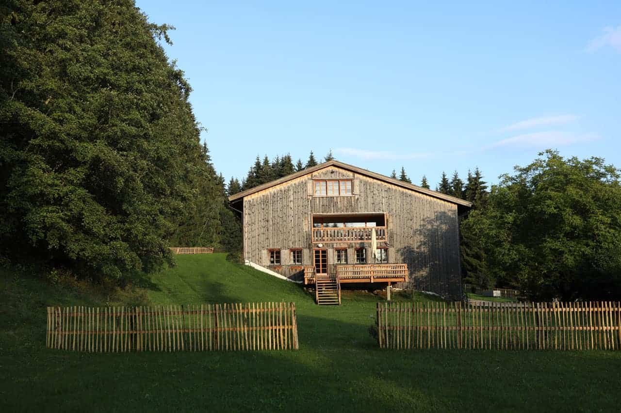 #17 Allgäu – Ansitz Hohenegg