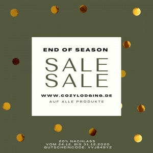 End of Season Sale 2020