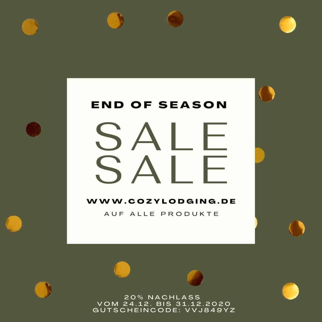 End of Season Sale 2020