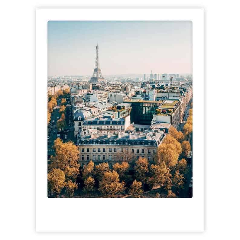 Pickmotion Art Poster Paris